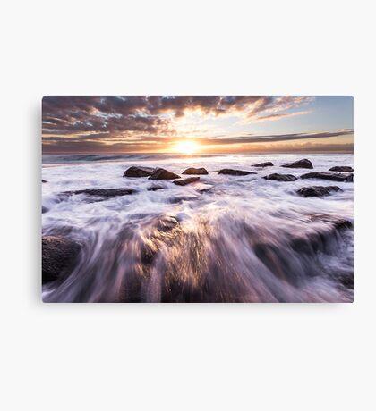 Overflow Canvas Print