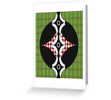 Second Doctor Who (Patrick Troughton) Greeting Card