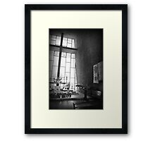 Holy Cross Church Framed Print