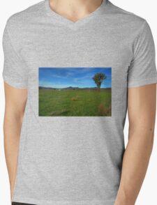 Old dairy Mens V-Neck T-Shirt
