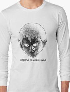 MOB PSYCHO 100 #03 Long Sleeve T-Shirt