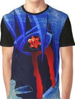 Black Fire Graphic T-Shirt