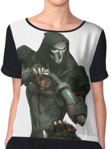 Reaper Chiffon Top