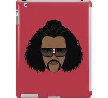 Sho Nuff the shogun of Harlem! iPad Case/Skin