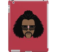 Sho Nuff the shogun of Harlem! iPad Case/Skin