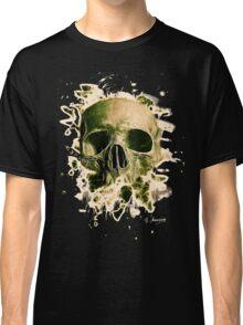 Rotten Skull – greenish Classic T-Shirt