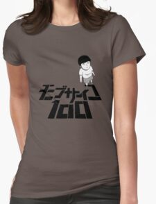 MOB PSYCHO 100 #05 Womens Fitted T-Shirt