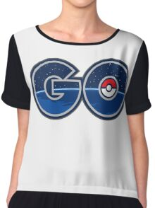 POKEMON GO Chiffon Top