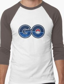 POKEMON GO Men's Baseball ¾ T-Shirt