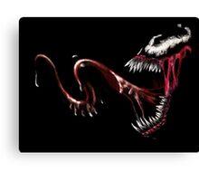 Symbiote Canvas Print
