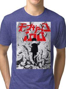MOB PSYCHO 100 #06 Tri-blend T-Shirt