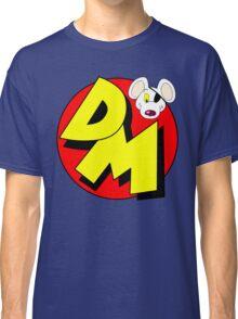 Danger Mouse Logo Classic T-Shirt