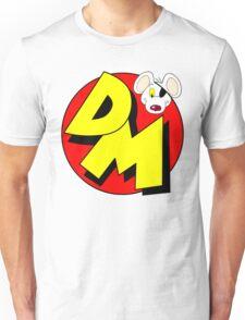 Danger Mouse Logo Unisex T-Shirt