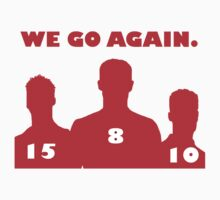 We Go Again! Liverpool YNWA Kids Clothes