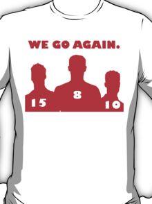 We Go Again! Liverpool YNWA T-Shirt