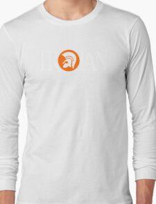 TROJAN RECORDS LOGO STYLE Long Sleeve T-Shirt