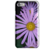 Purple Blossoms iPhone Case/Skin