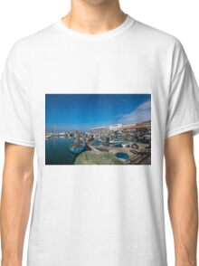 Israel, Jaffa, The ancient port  Classic T-Shirt