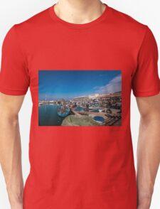 Israel, Jaffa, The ancient port  Unisex T-Shirt