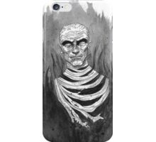 The Mummy Rises iPhone Case/Skin