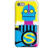The Iron Giant - CMYK iPhone Case/Skin