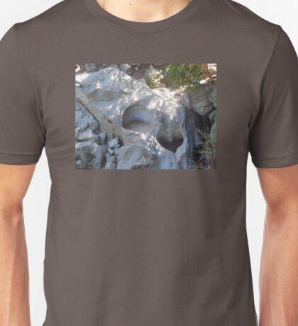 peace & heart rock Unisex T-Shirt