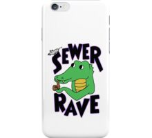 Drewshi's Sewer Rave iPhone Case/Skin