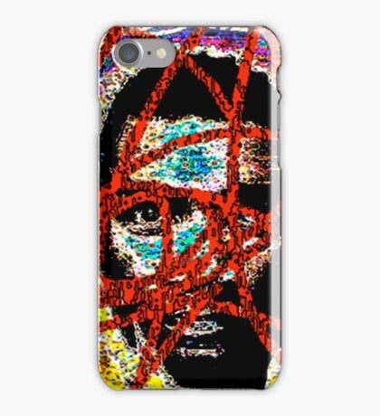 Destructive Boy  iPhone Case/Skin
