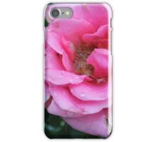 Rosy Tenderness iPhone Case/Skin
