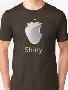 Strawberry Computers | Firefly | Apple Logo  T-Shirt