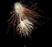 Fireworks Variation # 1 by OrPhotoJohn