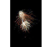 Fireworks Variation # 1 Photographic Print
