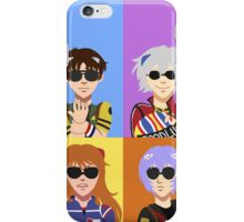 Evangelion: Danger Days iPhone Case/Skin