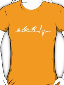 Tri Life (White) T-Shirt