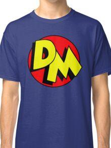 Initial Logo : Danger Mouse Classic T-Shirt