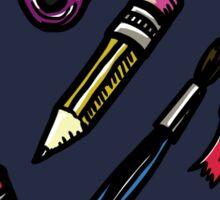 Art Supplies Bonanza!!! Sticker