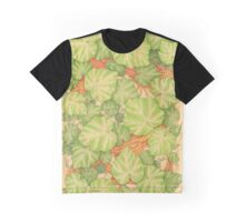 Dragon in the Pumpkin Patch Graphic T-Shirt
