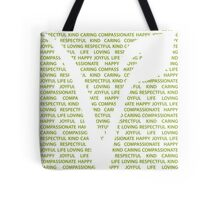 Vegans are Tote Bag