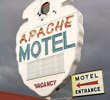 Apache Motel by Andrew Felton