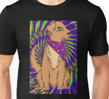 Psychedelic Goldie Unisex T-Shirt