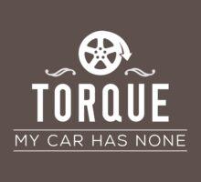 Torque – My Car Has None One Piece - Short Sleeve