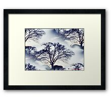 ALL THINGS BECOME NEW Framed Print