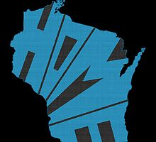 Wisconsin HOME state design by surgedesigns