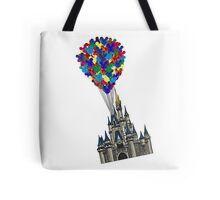 Floating UP & Away Tote Bag