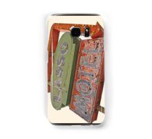 Lasso Motel, Route 66 Samsung Galaxy Case/Skin