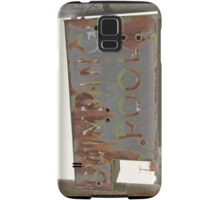 Swimming Pool Samsung Galaxy Case/Skin