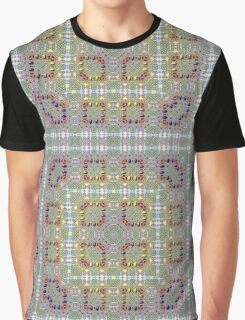 Ornamental Abstract Vector Colorful ethnic Geometric Graphic T-Shirt