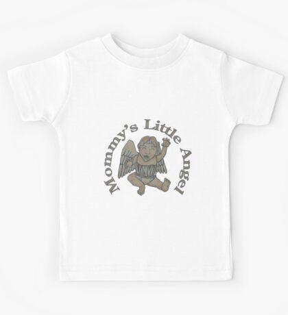Mommy's Little Angel Kids Tee