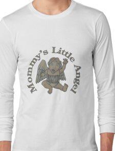 Mommy's Little Angel Long Sleeve T-Shirt