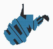 West Virginia State Motto Slogan Baby Tee